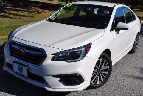 2019 Subaru Legacy for sale at 495 Chrysler Jeep Dodge Ram in Lowell MA