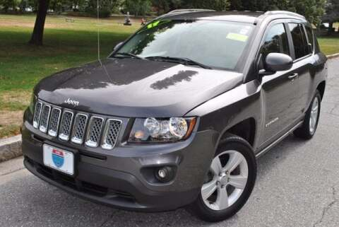 2017 Jeep Compass for sale at 495 Chrysler Jeep Dodge Ram in Lowell MA