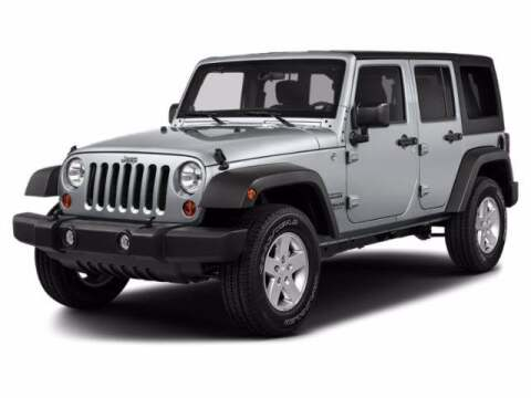2018 Jeep Wrangler JK Unlimited for sale at 495 Chrysler Jeep Dodge Ram in Lowell MA