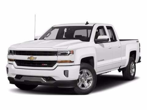 2018 Chevrolet Silverado 1500 for sale at 495 Chrysler Jeep Dodge Ram in Lowell MA