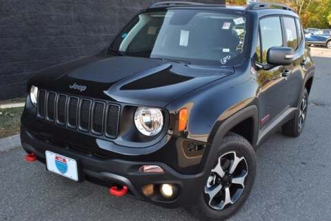 2020 Jeep Renegade for sale at 495 Chrysler Jeep Dodge Ram in Lowell MA