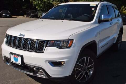 2021 Jeep Grand Cherokee for sale at 495 Chrysler Jeep Dodge Ram in Lowell MA