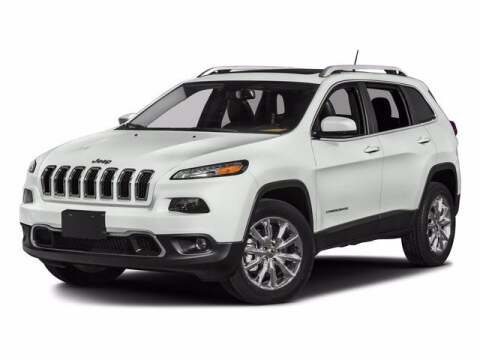 2018 Jeep Cherokee for sale at 495 Chrysler Jeep Dodge Ram in Lowell MA