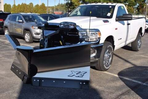 2020 RAM Ram Pickup 3500 for sale at 495 Chrysler Jeep Dodge Ram in Lowell MA