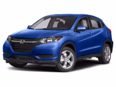 2018 Honda HR-V for sale at 495 Chrysler Jeep Dodge Ram in Lowell MA