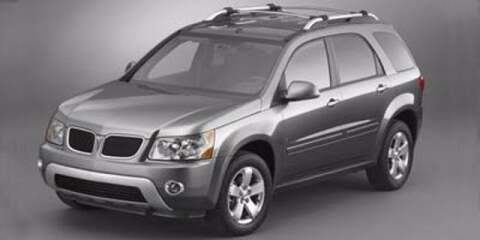 2006 Pontiac Torrent for sale at 495 Chrysler Jeep Dodge Ram in Lowell MA