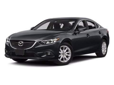 2015 Mazda MAZDA6 for sale at 495 Chrysler Jeep Dodge Ram in Lowell MA