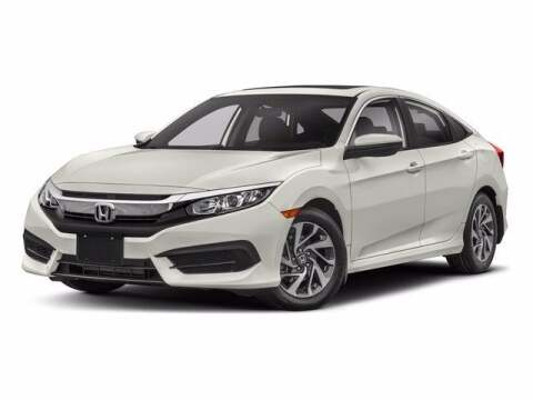2018 Honda Civic for sale at 495 Chrysler Jeep Dodge Ram in Lowell MA