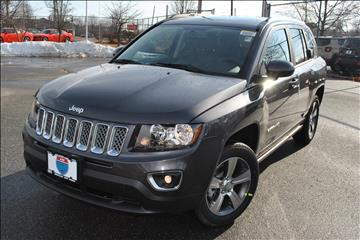 2017 Jeep Compass for sale in Lowell, MA
