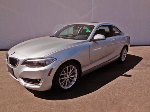 2015 BMW 2 Series for sale in Van Nuys, CA