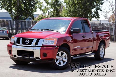 2015 Nissan Titan for sale in Van Nuys, CA