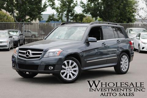 2012 Mercedes-Benz GLK for sale in Van Nuys, CA