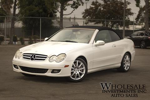 2007 Mercedes-Benz CLK for sale in Van Nuys, CA