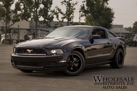 2014 Ford Mustang for sale in Van Nuys, CA