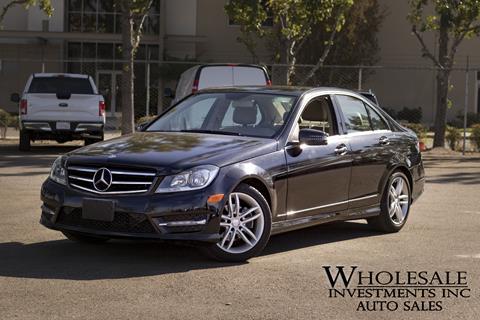 2014 Mercedes-Benz C-Class for sale in Van Nuys, CA