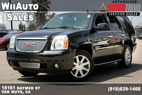 2013 GMC Yukon for sale in Van Nuys, CA