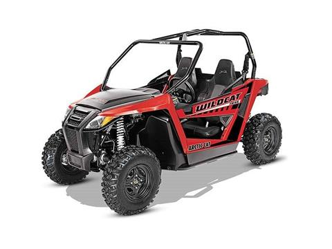 2016 Arctic Cat Wildcat Trail
