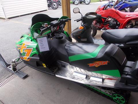 2006 Arctic Cat High Performance F7 Firecat EF