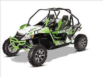 2013 Arctic Cat Wildcat™ 1000