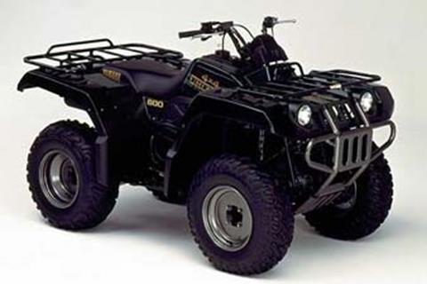 1999 Yamaha Grizzly