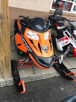 2007 Arctic Cat F8