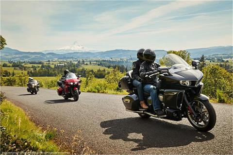 2018 Yamaha Star Venture with Transcontine