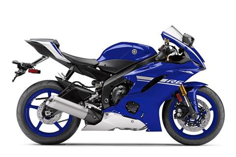 2017 Yamaha YZF-R6 for sale in Ebensburg, PA