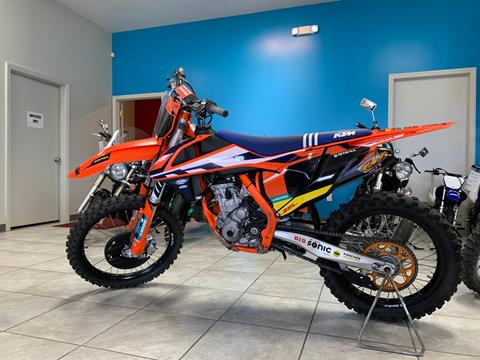 2017 KTM 250 SX-F Factory Edition for sale in Ebensburg, PA