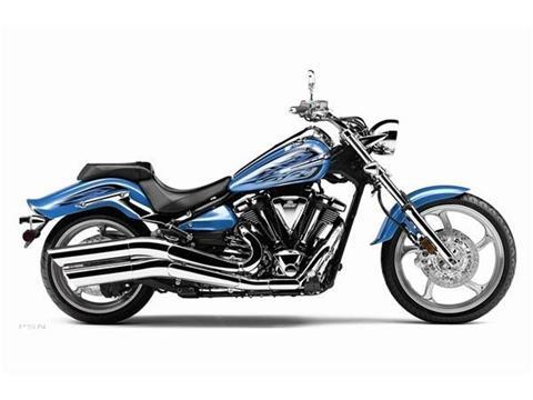 2011 Yamaha Raider