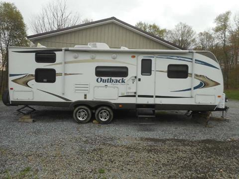2013 Keystone 27ft outback