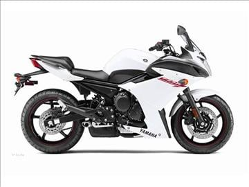 2012 Yamaha FZ6R