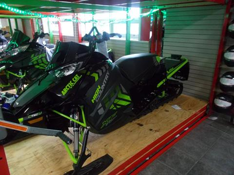 2017 Arctic Cat XF 9000 High Country Limited 1