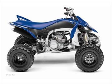 2009 Yamaha YFZ450
