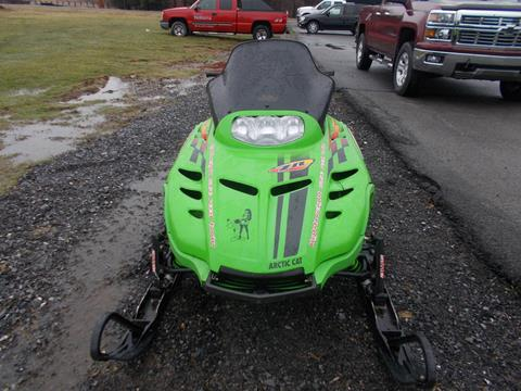1999 Arctic Cat zr 600
