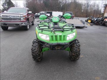 2006 Arctic Cat 650 V2 4x4 Automatic