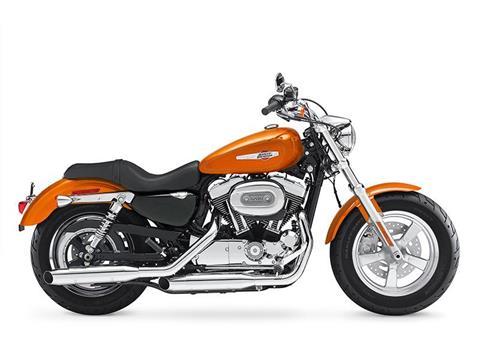 2015 Harley-Davidson 1200 Custom