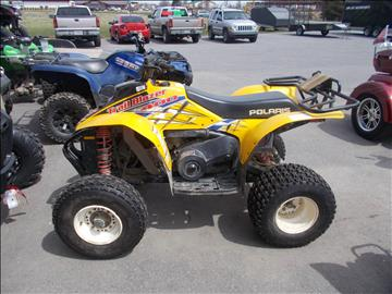 2003 Polaris Trailblazer 400