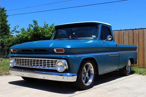 1965 Chevrolet C/K 10 Series for sale in Garland, TX
