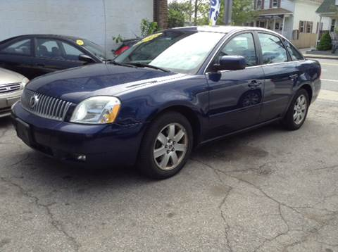 2006 Mercury Montego for sale in Providence, RI