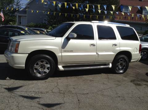 2004 Cadillac Escalade for sale in Providence, RI