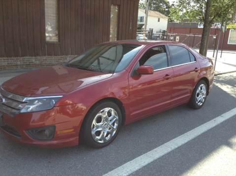 2010 Ford Fusion for sale in Providence, RI