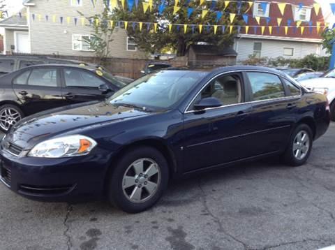 2008 Chevrolet Impala for sale in Providence, RI