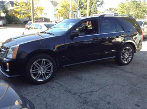2007 Cadillac SRX for sale in Providence, RI