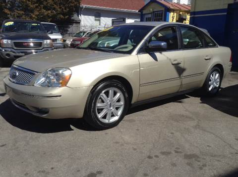 2006 Ford Five Hundred for sale in Providence, RI