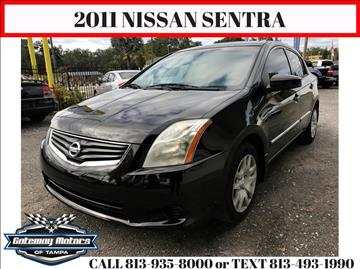 2011 Nissan Sentra for sale in Tampa, FL