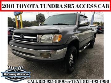 2001 Toyota Tundra for sale in Tampa, FL