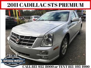 2011 Cadillac STS for sale in Tampa, FL