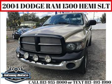 2004 Dodge Ram Pickup 1500 for sale in Tampa, FL