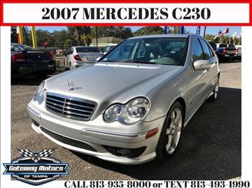 2007 Mercedes-Benz C-Class for sale in Tampa, FL