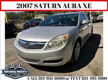 2007 Saturn Aura for sale in Tampa, FL